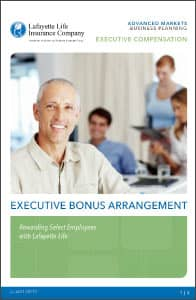 executive bonus arrangement