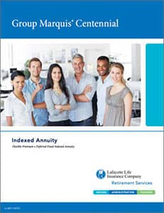 Group Marquis Fixed Indexed Annuity Brochure