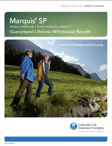 Marquis Single Premium Fixed Indexed Annuity Brochure