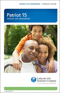 patriot 15 whole life insurance