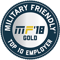 2018 Military Friendly® Employer