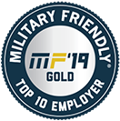 military friendly top 10 employer 2019 western southern