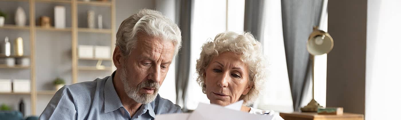 A retired couple reviews whether they need supplemental insurance if they have Medicare