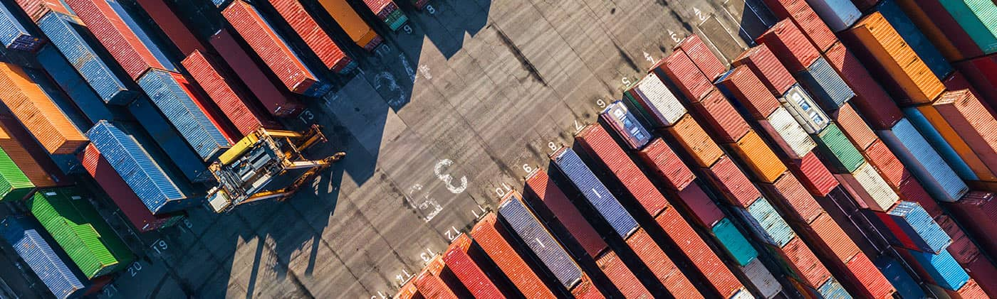 Shipping containers will trade war spawn currency war
