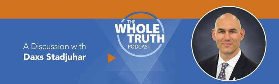 The Whole Truth Podcast Episode 14