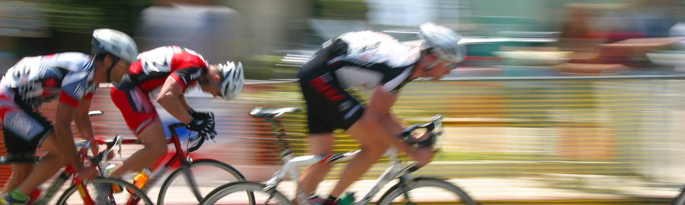 Racing bikes - why active fixed income wins over time