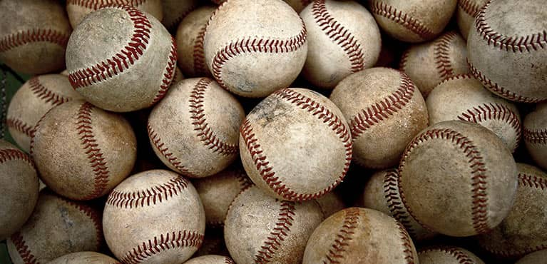 A pile of baseballs - a look at the credit cycle