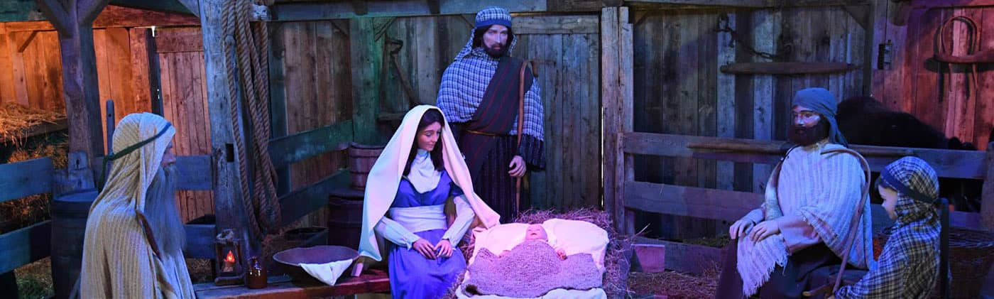 Crib of the Nativity 2