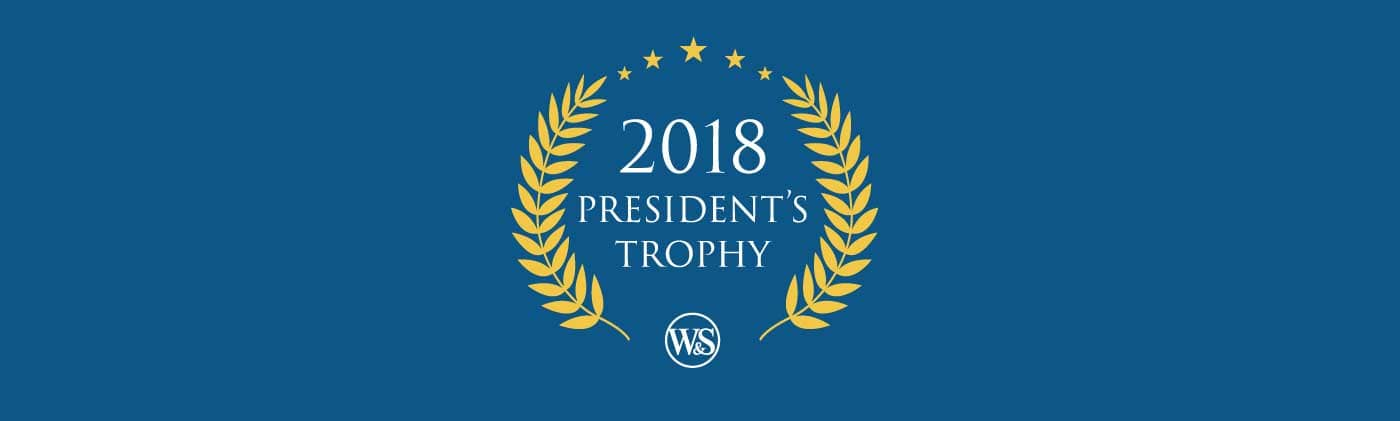 Presidents Trophy Logo
