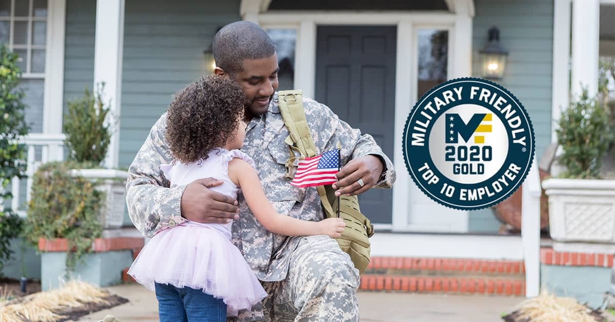 "Am Best Insurance Ratings List 2020 Western & Southern Life Named a 2020 ""Top 10"" Military Friendly"
